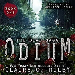Odium audiobook cover art