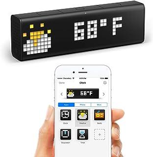 LaMetric Time アプリ付きWi-Fi時計