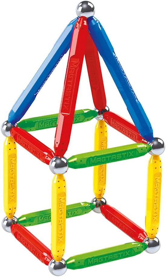 Cra-Z-Art - Magtastix juego construcción Standard, 40 piezas (43925)