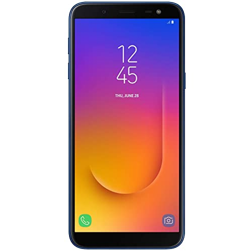 Samsung Galaxy J6 Blue 3GB RAM 32GB Storage With No Cost EMI