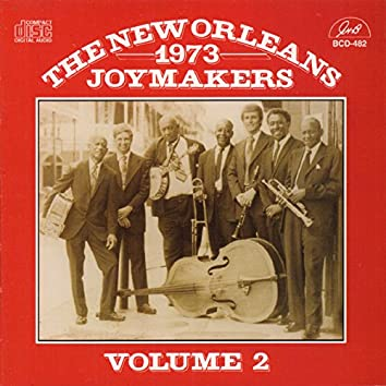 The New Orleans Joymakers 1973, Vol. 2