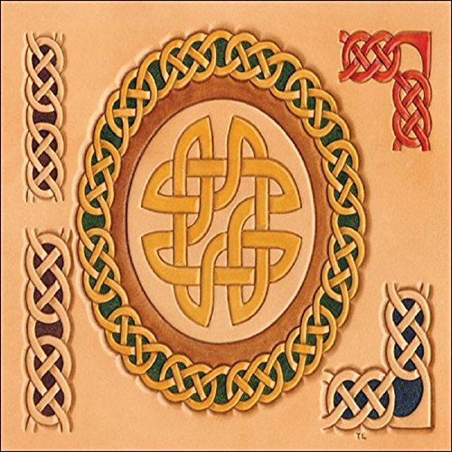 Tandy Leather Celtic Circles & Border Craftaid