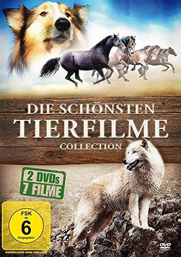 Die schönsten Tierfilme Collection [7 Filme auf 2 DVDs]