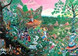 Alice in Wonderland 1,000 Piece Jigsaw Puzzle