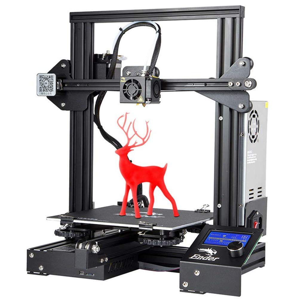 Official Creality 3D Printer Source