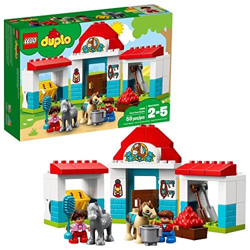 LEGO DUPLO Town Farm Pony Stable 10868...