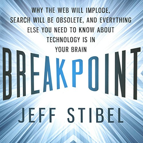 Breakpoint audiobook cover art