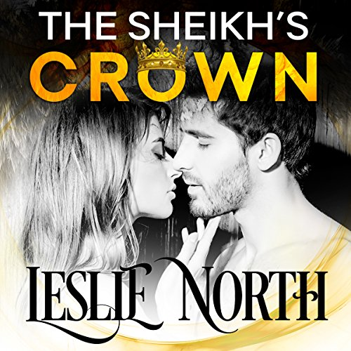 The Sheikh's Crown audiobook cover art