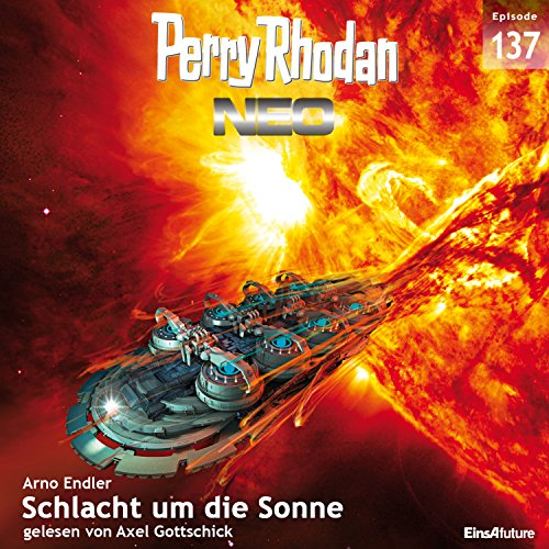 Schlacht um die Sonne audiobook cover art