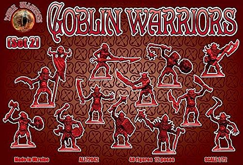 Dark Alliance all72042Goblin Warriors Set 2
