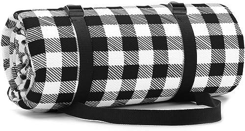 """Simpeak 200 * 150cm Large Picnic Mat Pad Waterproof Mat, Premium Picnic Blanket Rug 78 * 59"""" Outdoor Picnic Seat Cush..."""
