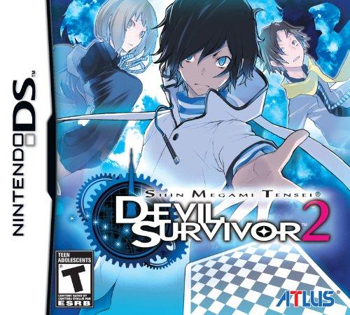 Atlus Shin Megami Tensei: Devil Survivor 2, NDS