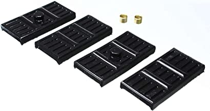 Energy Suspension 3-6113G Leaf Spring Pad Set-Mono Leaf- 67-69 Camaro