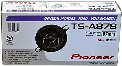 PIOTSA878 - Pioneer 3 1 2 INCH 2-Way Speakers