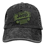 Jeep Denim Hat Adjustable Mens Funny Baseball Caps Sombreros y Gorras
