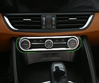 f/ür Mercedes Benz CLA GLA Klasse W117 X156 2014 2017 AMG Top-Auto ABS-Aufkleber f/ür Armaturenbrett//L/üftungsschlitze matt