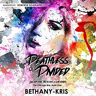Deathless & Divided audiobook cover art