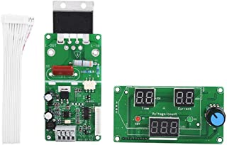 Spot Welder Control,Spot Welder Time Control Module Digital Display Controller Board(100A)