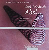 Carl Friedrich Abel: Ouvertures & Sinfonias (2002-06-18)