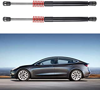 Automatic Trunk Lifts for Tesla Model 3, Car accessories Supports Rear Trunk Struts with Stainless Steel and Spring Washer V2.0 (SET OF 2) [Upgraded]