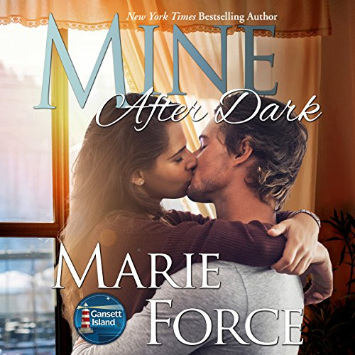 Mine After Dark audiobook cover art