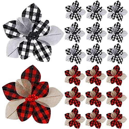 Flores Para Navidad Rosa Palo flores para navidad  Marca Geosar