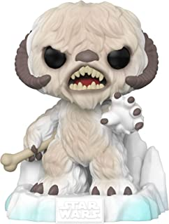 "Funko Pop! Deluxe Star Wars: Battle at Echo Base Series - 6"" Wampa, Amazon Exclusive, Figure 1 of 6, Multicolor, Model:47526"