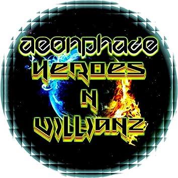 HEROES n VILLIANZ