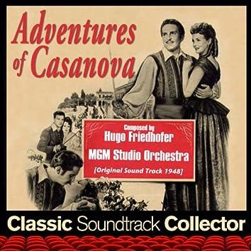 Adventures of Casanova (Ost) [1948]