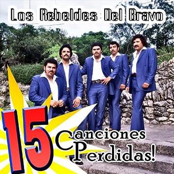 15 Canciones Perdidas!