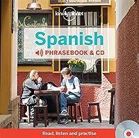 Spanish Phrasebook & Audio CD 3 (Lonely Planet)
