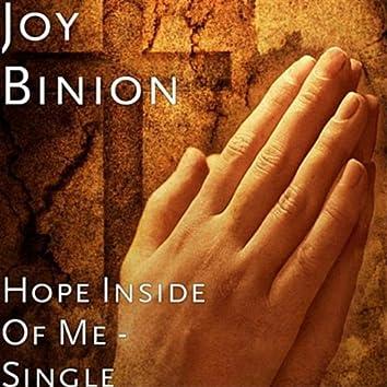 Hope Inside of Me