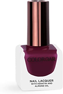 Colorbar Nail Lacquer, Plum Story, 12 ml