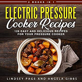 Electric Pressure Cooker Recipes cover art