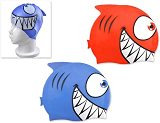Best shark swim cap Reviews