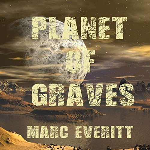 Planet of Graves audiobook cover art