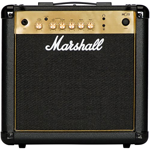 Marshall MG15G E-Gitarrenverstärker Schwarz