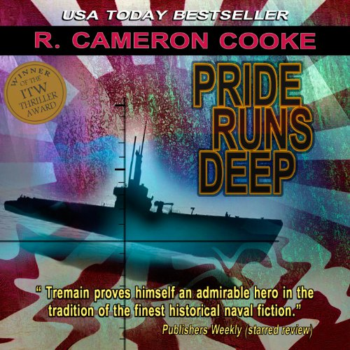 Pride Runs Deep audiobook cover art
