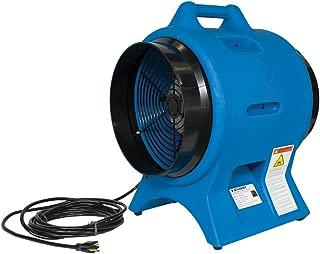 SCHAEFER VAF3000A Blue ventilator fan