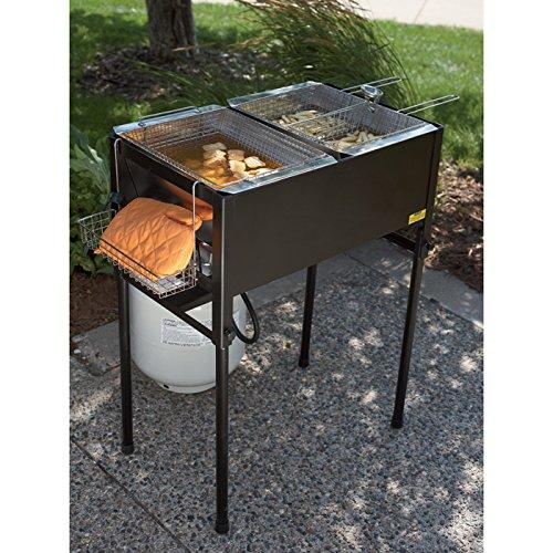 Kitchener Triple Basket Deep Fryer