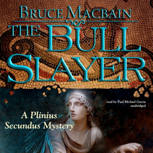 The Bull Slayer audiobook cover art