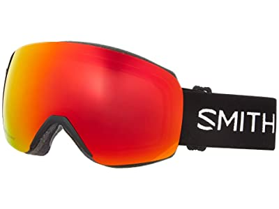Smith Optics Skyline Goggle (Black/Chromapop Everyday Red Mirror/Extra Lens Not Included) Snow Goggles