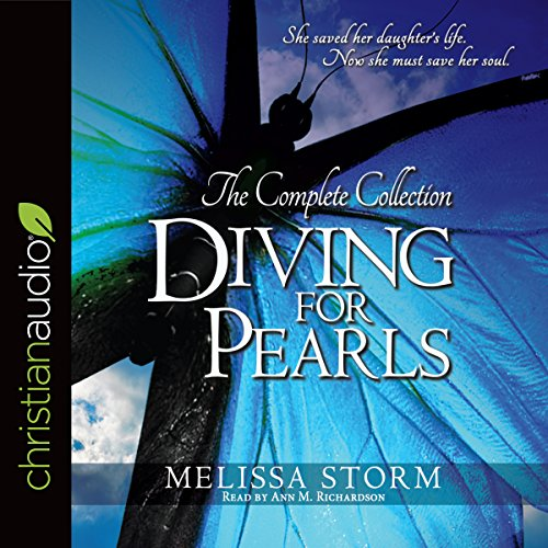 Diving for Pearls Audiobook By Melissa Storm cover art