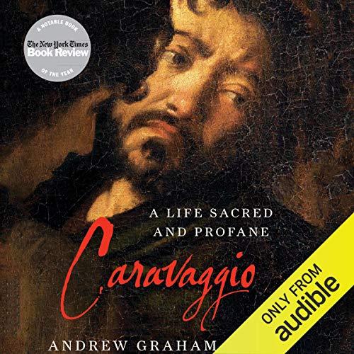 Caravaggio  By  cover art