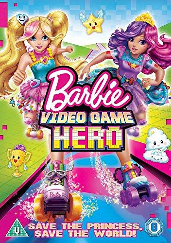 Barbie Video Game Hero [DVD]