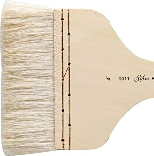 Silver Brush Atelier Hake Brush 4 in