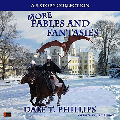 More Fables and Fantasies audiobook cover art