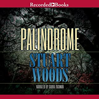Palindrome audiobook cover art