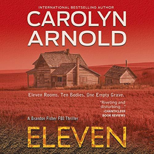 Eleven audiobook cover art