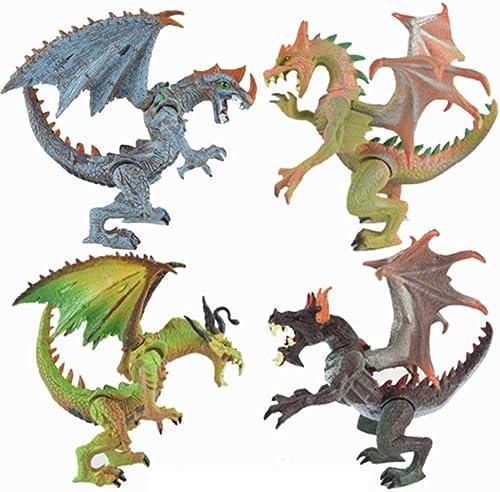 SEJNGF Modèle De Jouet Modèle De Dinosaure De Simulation pour Enfants OrneHommests Cadeaux Jouets pour Enfants